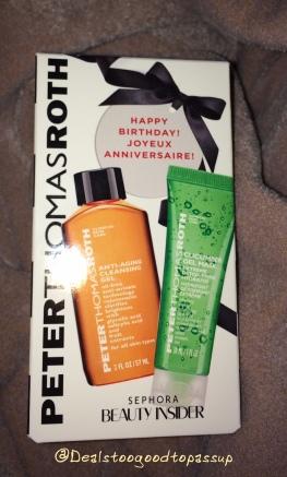 Sephora Birthday Gift PTR 2