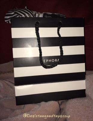 Sephora Birthday Gift PTR