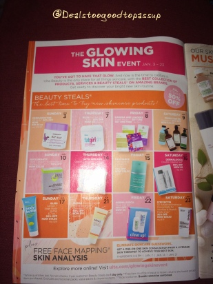 The Glowing Skin Event