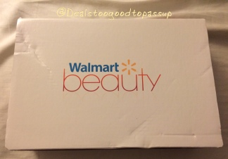 Walmart Beauty Box Winter 2015:2016 2