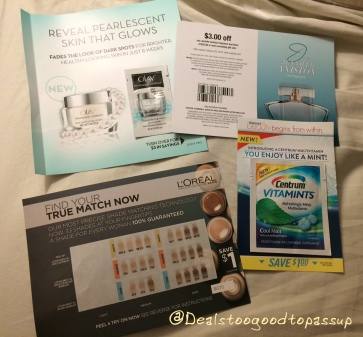 Walmart Beauty Box Winter 2015:2016 4