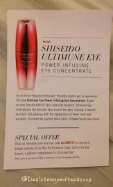 Allure Beauty Enthusiast Shiseido Ultimune Eye