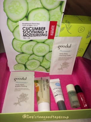 Birchbox January 2016 4