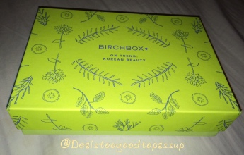 Birchbox January 2016