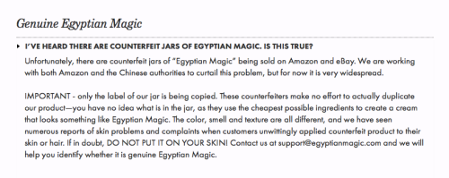 The Real Deal That is Egyptian Magic, The Secret Magical