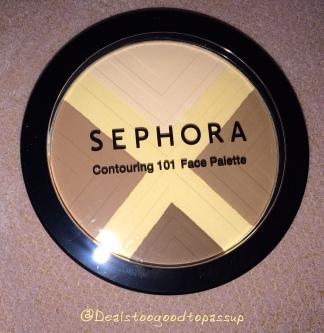 Sephora Contour 9