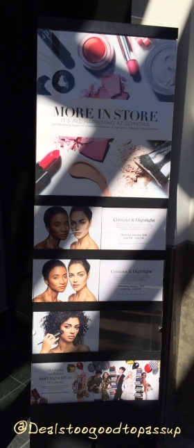 Sephora Lip Boldly Event