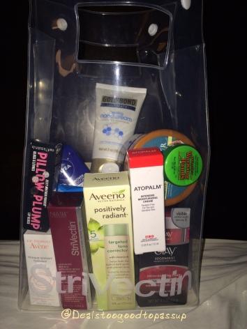 StriVectin Free Sample Bag