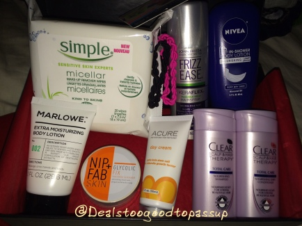 Target Beauty Box Refresh 5