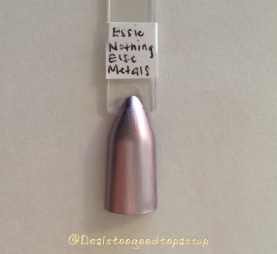 Essie Nothing Else Metals