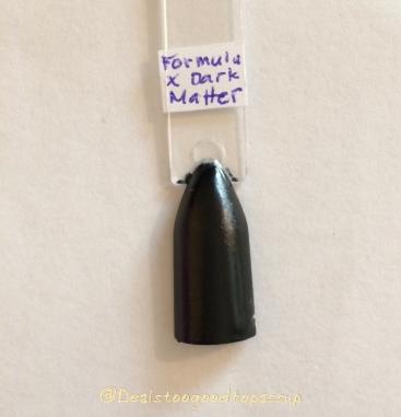 Formula X Dark Matter