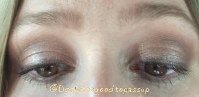 Lancome Taupe Craze Light 2