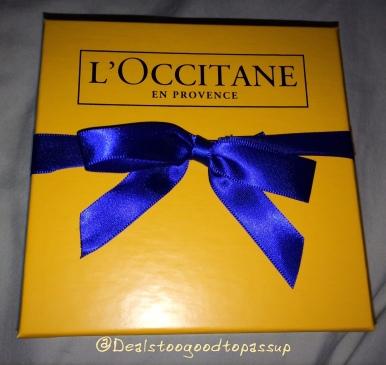 L'Occitane Free Gift 4