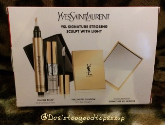 YSL Strobing Set 6