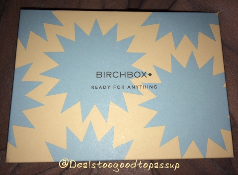 Birchbox March 2016 2
