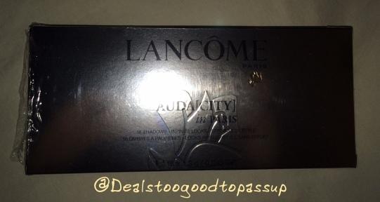 Lancome Audacity 11