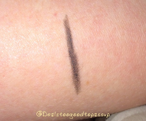 Laura Geller i-care waterproof eyeliner Charcoal