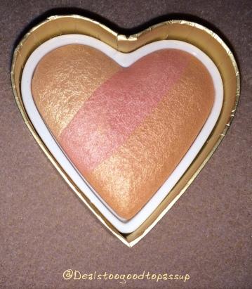 Too Faced Sweethearts Perfect Flush Blush Peach Beach