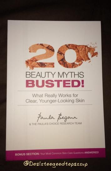 BzzAgent Campaign Paula's Choice Skin Perfecting 2% BHA Liquid 2