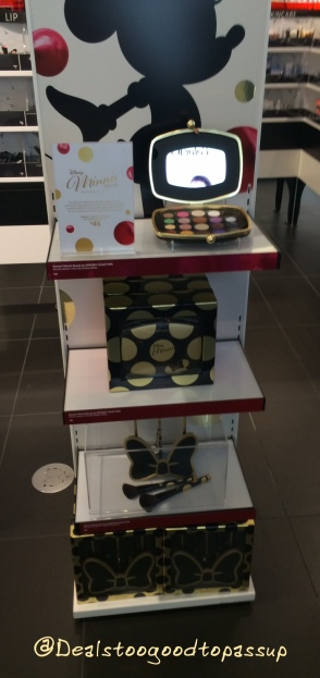 Sephora Collection Disney Minnie Beauty 2