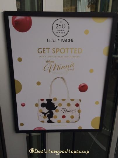 Sephora Collection Disney Minnie Beauty 3