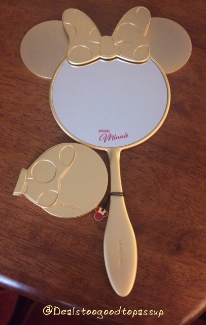 Disney Minnie Compact 4