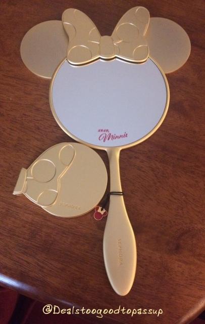 Disney Minnie Compact 4