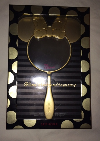 Disney Sephora Minnie Mirror 2