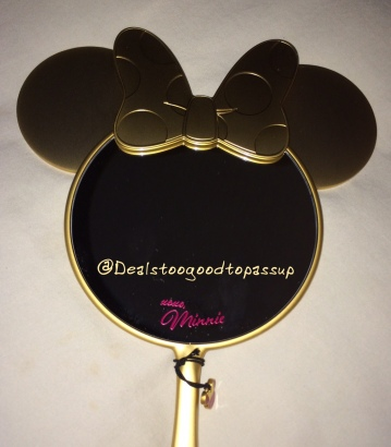 Disney Sephora Minnie Mirror 5