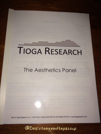 Tioga Research