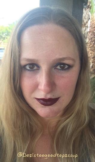 Urban Decay Lipstick Dark