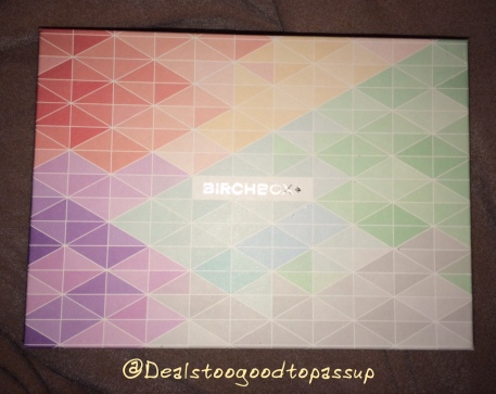 Birchbox June 2016