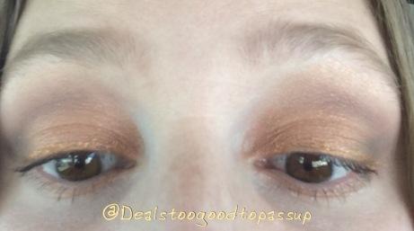 NYX eyeshadows 2