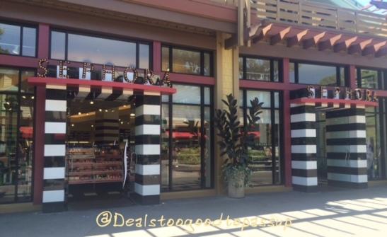 Sephora Downtown Disney Anaheim