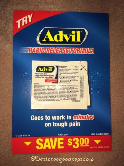 Target Advil