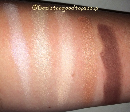 Urban Decay Gwen Stafani Eyeshadow Palette 3