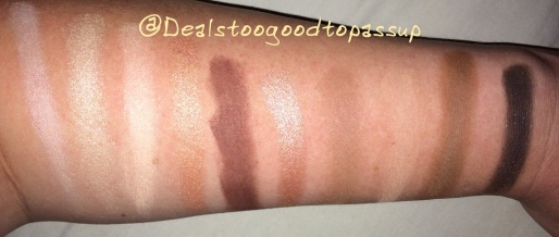 Urban Decay Gwen Stafani Eyeshadow Palette 5