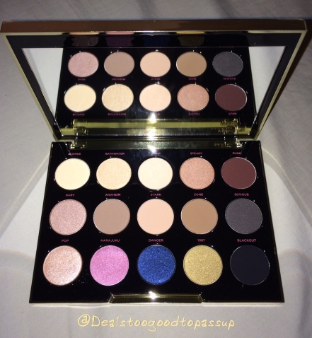 Urban Decay Gwen Stafani Eyeshadow Palette