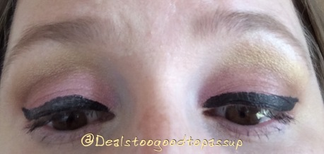 Urban Decay Gwen Stefani Eye