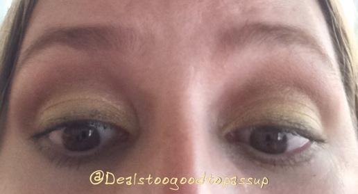 Urban Decay Gwen Stefani Eyeshadow 1987 2