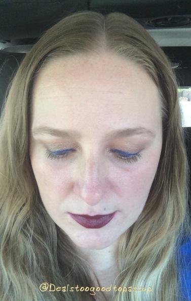 Julep Blue Eyeliner