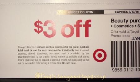 Target Beauty Box Fresh & Fabulous 3