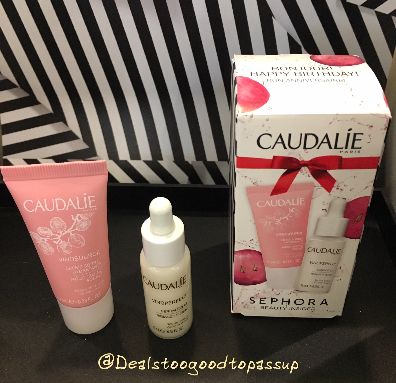 Three Options for the Sephora 2017 Birthday Gift From Caudalie ...