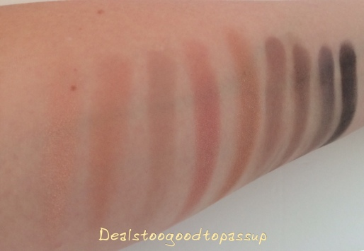 e.l.f. Nude Rose Gold Eyeshadow Palette