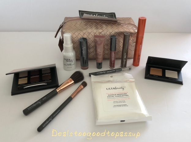 720ed3891d1b General Ulta Beauty Bag Gift With Purchase Offers 2018