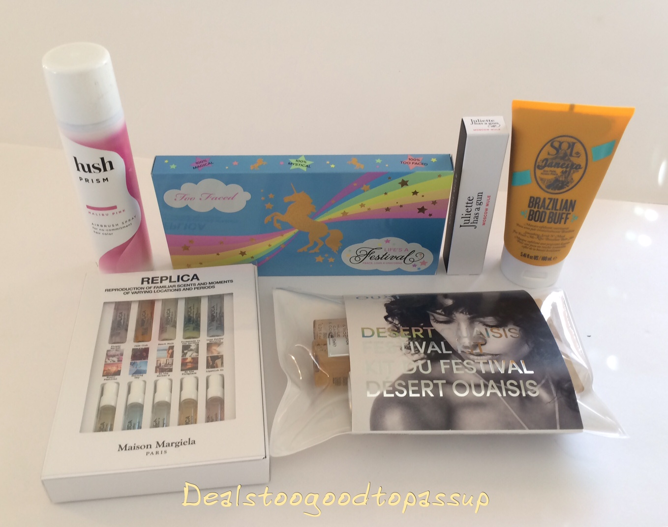 Late Review Of My Sephora Beauty Insider Community Gratis Featuring
