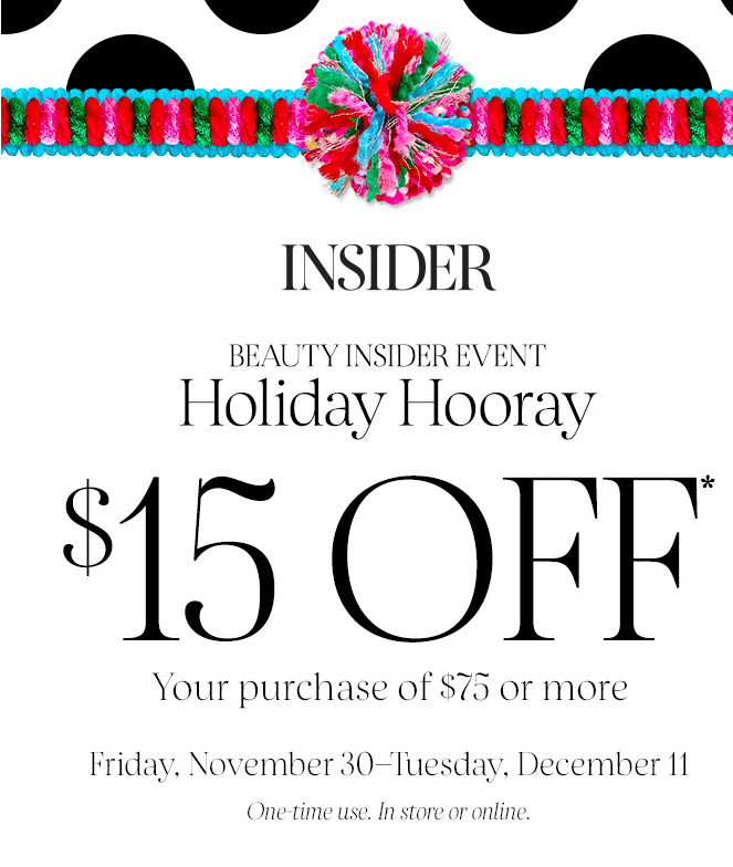 photograph relating to Lord and Taylor $15 Printable Coupon identified as Sephora Promo Codes for $15, $20, and $25 Off are Again for