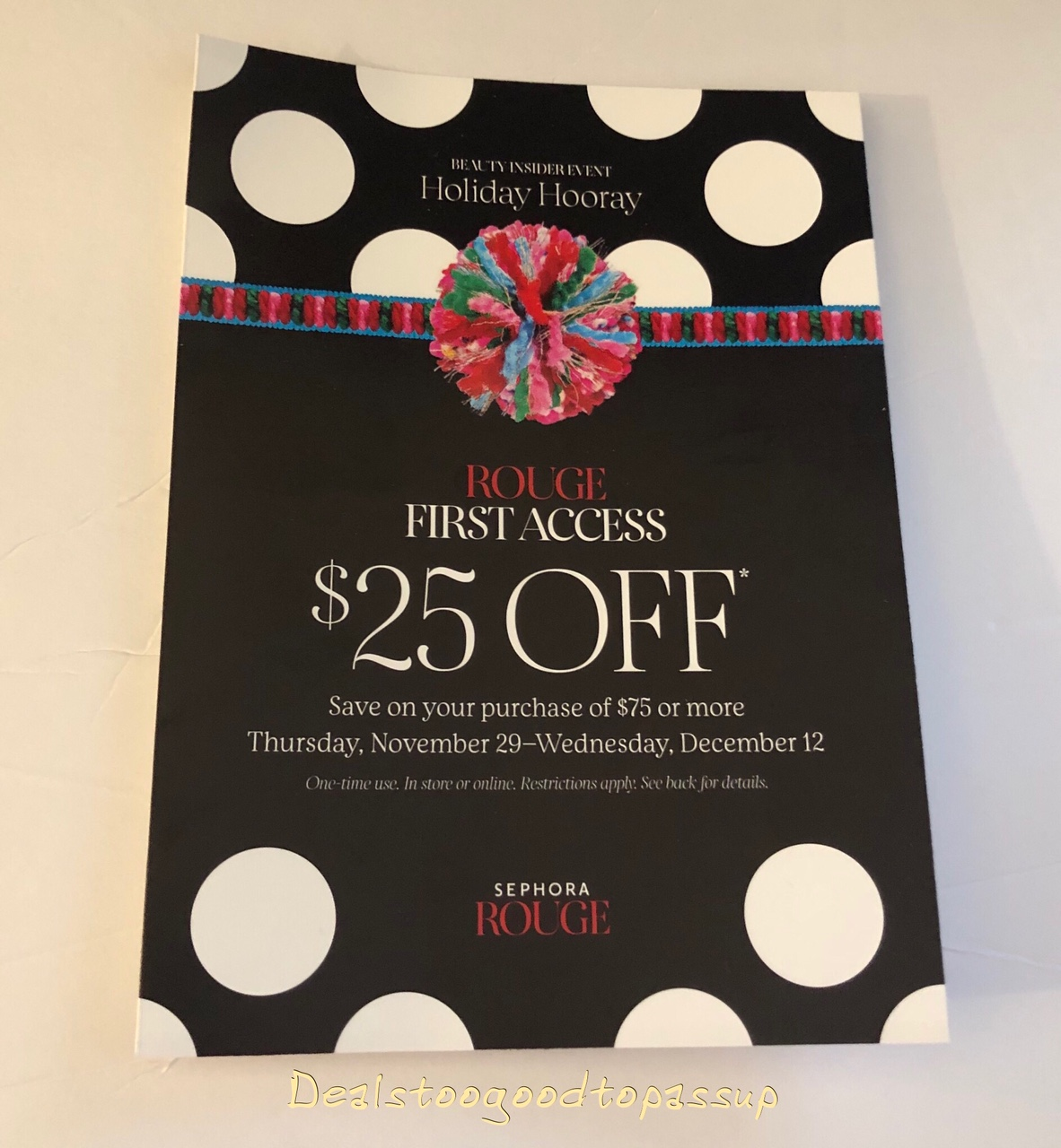 picture regarding Lord and Taylor $15 Printable Coupon known as Sephora Promo Codes for $15, $20, and $25 Off are Back again for