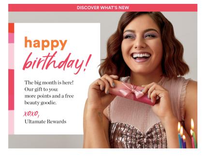 2019 ulta beauty birthday gifts
