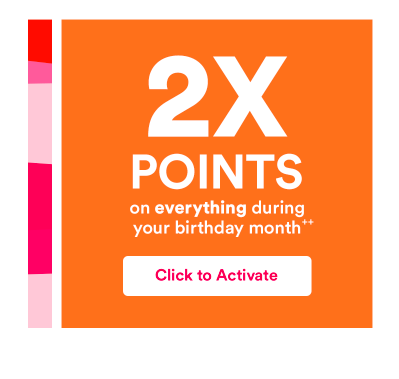 ulta 2019 birthday gift 2x points